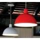 Luminaria Pendente Td-821 * Taschibra Design* Vermelha