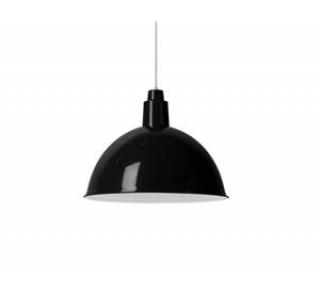 Luminaria Pendente Td-821 * Taschibra Design* Preta