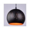Lustre Pendente Td-3012 De Aço Alumínio 1 Lampada